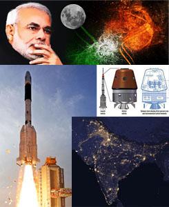 Calendar Feature - India GSLV Modi