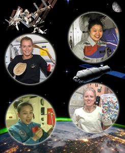 Women Astronaut Panel ISU